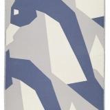 futah beach towels single Hippocampus Single Towel Indigo Blue Front_2_min